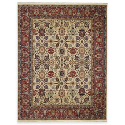 Karastan English Manor Stratford 8-Foot 6-Inch x 11-Foot 6-Inch Rug in Cream