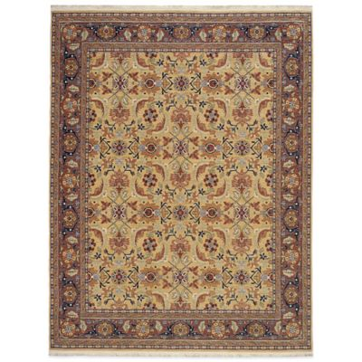 Karastan English Manor Brighton 2-Foot 6-Inch x 8-Foot Runner