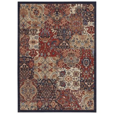 Karastan English Manor Nottingham 2-Foot 6-Inch x 8-Foot Runner