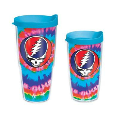 Tervis® Grateful Dead Steal Your Face Wrap 16 oz. Tumbler with Lid