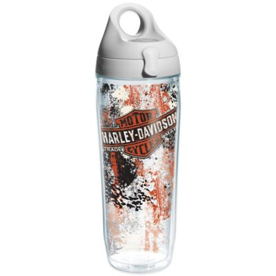 Tervis® Harley Logo Grunge Wrap 24 oz. Water Bottle with Lid