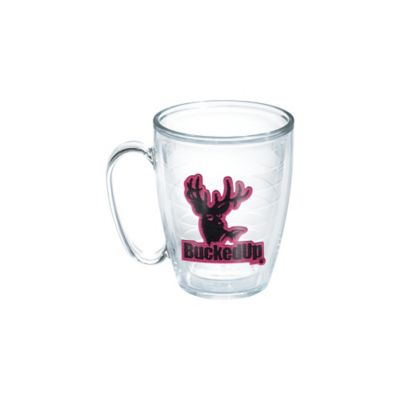Tervis® Bucked Up® Pink Logo 15 oz. Mug