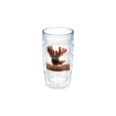 Tervis® Bucked Up® Orange Logo Wavy 10 oz. Tumbler