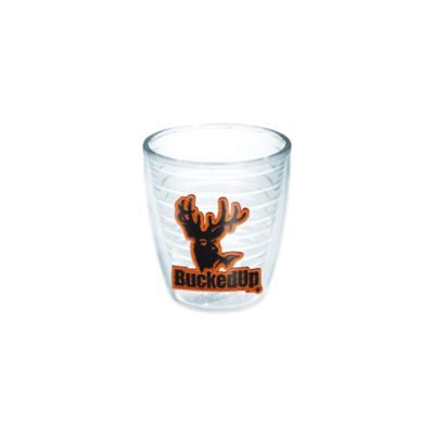 Tervis® Bucked Up® Orange Logo 12 oz. Tumbler