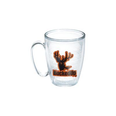 Tervis® Bucked Up® Orange Logo 15 oz. Mug