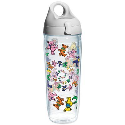 Tervis® Grateful Dead Dancing Bears Wrap 24 oz. Water Bottle with Lid