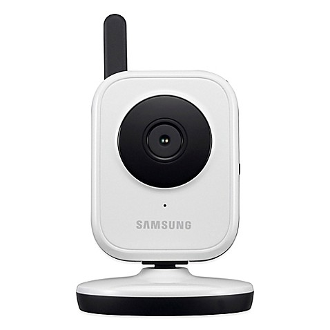 buy samsung extra camera for babyview or simple view video baby monitor from bed bath beyond. Black Bedroom Furniture Sets. Home Design Ideas