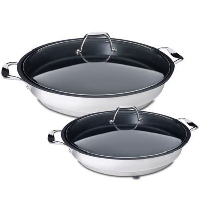 CucinaPro™ 16-Inch Non-Stick Electric Skillet