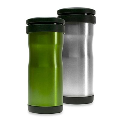 Primula® 12 oz. Thermal Tea Tumbler with Infuser in Stainless Steel