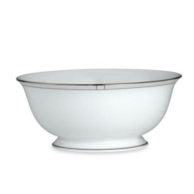 kate spade new york Noel Alabaster™ 8 1/2-Inch Serving Bowl