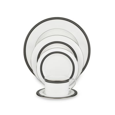 kate spade new york Union Street™ 5-Piece Place Setting