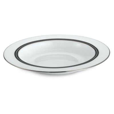 kate spade new york Union Street™ 9-Inch Pasta/Rim Soup Bowl