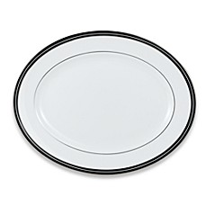 kate spade new york Union Street™ 13-Inch Oval Platter