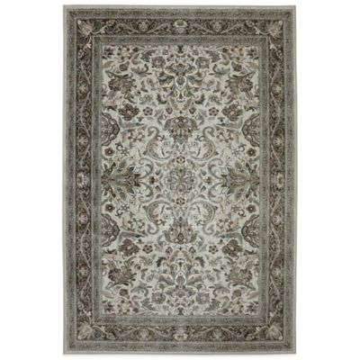 Karastan Euphoria Newbridge 2-Foot 1-Inch x 7-Foot 10-Inch Runner in Brown