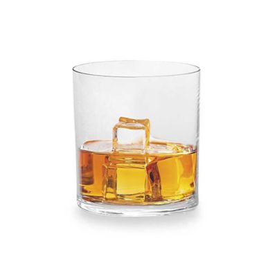 Luigi Bormioli Set of 6 Fashioned Glass