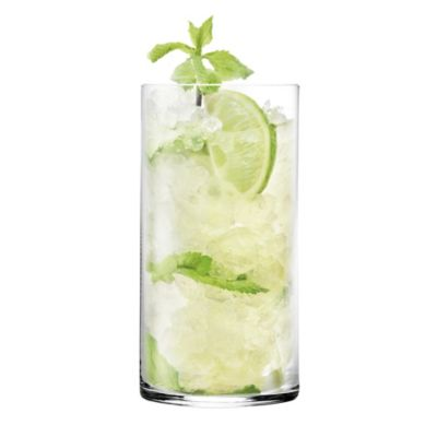 Luigi Bormioli Top Class Highball Glasses (Set of 6)