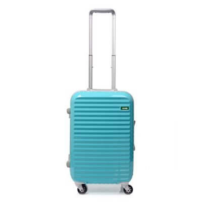 Lojel Groove Frame 19.5-Inch Carry-On Spinner Luggage in Minty Blue