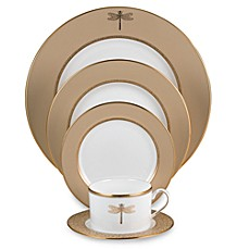kate spade new york June Lane™ Gold 5-Piece Place Setting