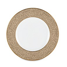 kate spade new york June Lane™ Gold 9-Inch Accent Plate