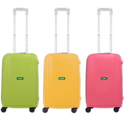 Lojel Streamline 19.5-Inch Carry-On Spinner Luggage in Green