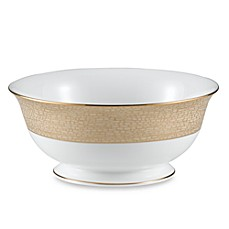 kate spade new york June Lane™ Gold 8 1/2-Inch Serving Bowl
