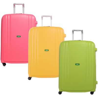 Lojel Streamline 29-Inch Spinner Luggage in Yellow