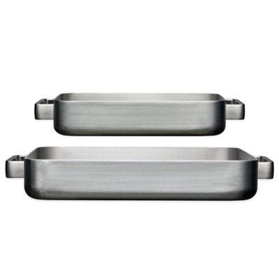 iittala Tools Stainless Steel Large Oven Pan