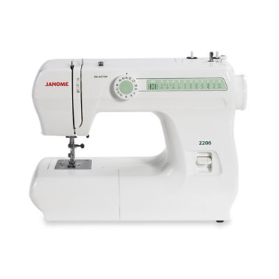 Buy janome hd3000 sewing machine from bed bath beyond for Janome memory craft 3000