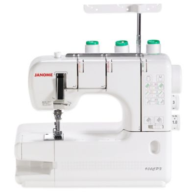 Janome CoverPro 900CPX Serger