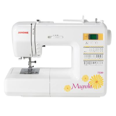 Janome 7330 Magnolia Sewing Machine