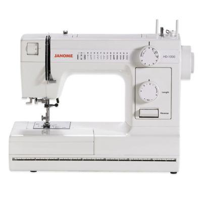 Janome HD 1000 Sewing Machine