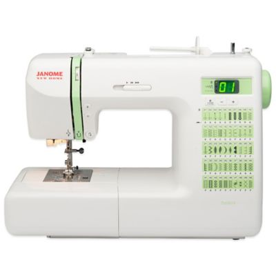 Janome DC2012 Decor Computerized Sewing Machine