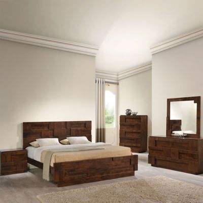 Zuo® San Diego King Bedroom Set
