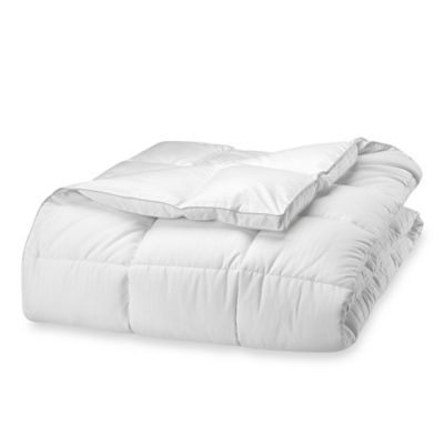 Claritin™ Embossed Stripe Twin Comforter
