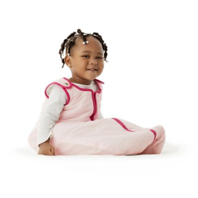 Baby Deedee® Sleep Nest® Small Sleeping Bag in Sweet Pink