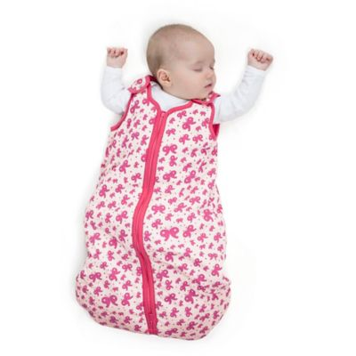 Baby Deedee® Sleep Nest® Tee Small Sleeping Bag in Butterflies
