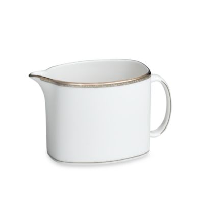 kate spade new york June Lane™ Platinum Creamer