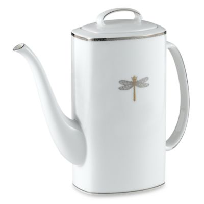 kate spade new york June Lane™ Platinum 52-Ounce Coffee Pot