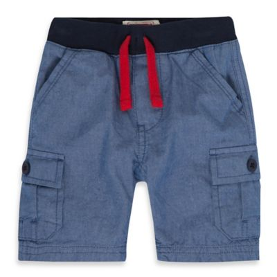 Levi's® Size 18M Hermosa Cargo Short in Chambray