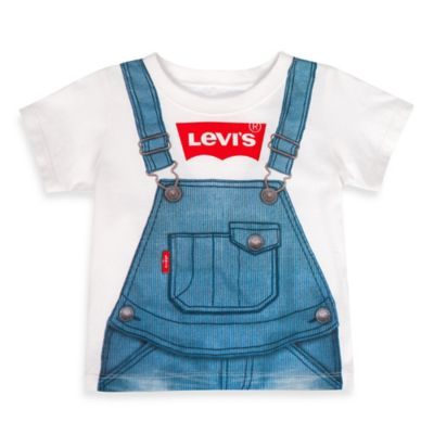Levi's® Size 6-9M Short-Sleeve Graphic T-Shirt