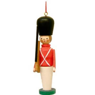 Christian Ulbricht Toy Soldier Christmas Ornament