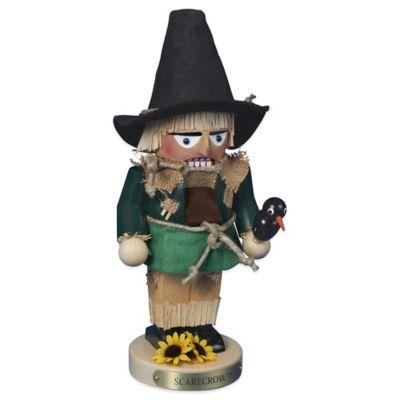 Kurt Adler Steinbach Chubby 12-Inch Wizard of Oz Scarecrow Nutcracker