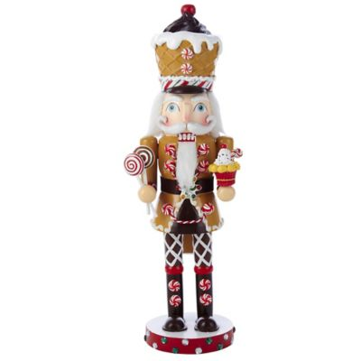 Gingerbread Nutcracker