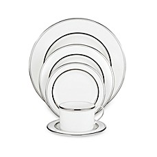 kate spade new york Library Lane Platinum™ 5-Piece Place Setting