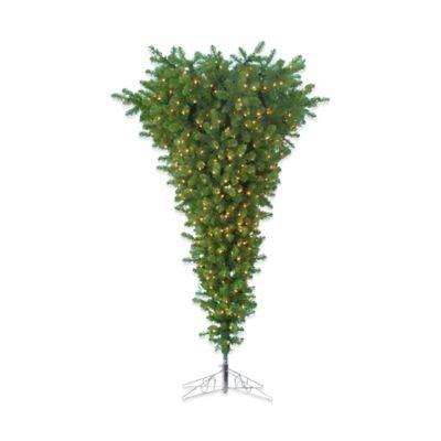 Kurt Adler 4.5-Foot Pre-Lit Upside Down Christmas Tree