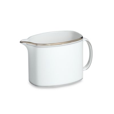 kate spade new york Library Lane Platinum™ Creamer