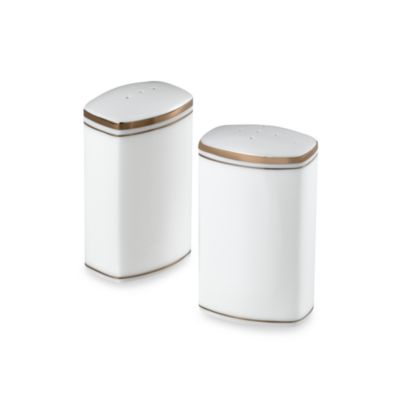 kate spade new york Library Lane Platinum™ Salt and Pepper Shakers