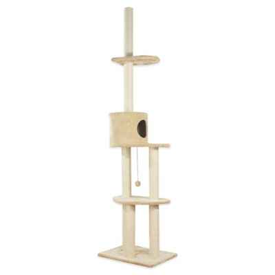 Trixie Pet Products Santiago Adjustable Cat Tree