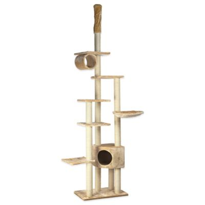 Trixie Pet Products Madrid Adjustable Cat Tree