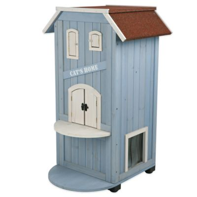 Trixie Pet Products 3-Story Cat House